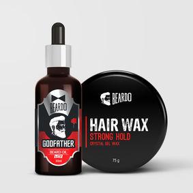 Beardo Hair & Beard Styling Duo Combo - Get 25% Off