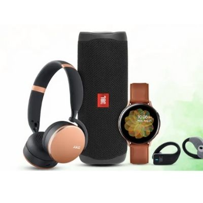 Samsung Upto 65% Off on wearables and accessories