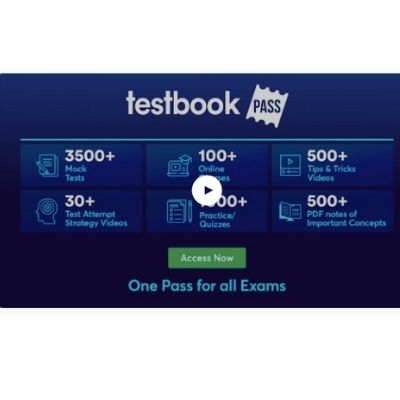 Test Pass  Yearly Pass in Rs 299