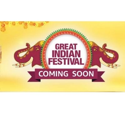 Amazon Great Indian Festival 2020 - Get the exclusive exciting deals and offers