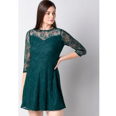 FabAlley Party wear dresses at minimum 50% Off