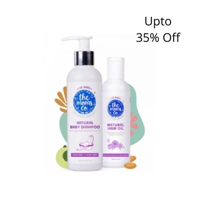 Moms Co Upto 35% Off on Baby Products