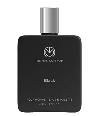 The Man Company Black EDT @349 Ru. Only