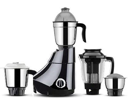 Smart mixer grinder 1000 Watt Rated Motor, Triple Overload Protection Only for 999/-