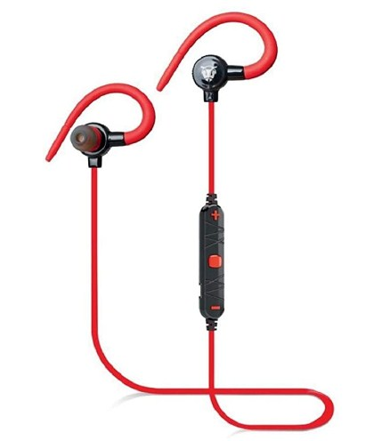 Ant Audio H25R in-Ear Bluetooth Sports Earbud Earphones with Mic @499