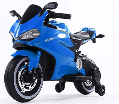 Brunte Ducati Panigale Bike Rechargeable Battery Operated Ride-On for Kids @11307