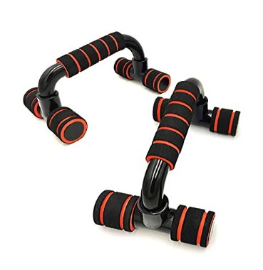Boldfit Push Up Bar Stand for Gym & Home Exercise, Dips/Push Up Stand for Men & Women @329