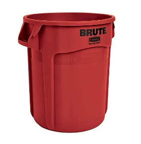 Rubbermaid FG262000RED Vented BRUTE 20 Gal, Red @3249