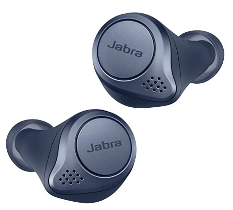 Jabra Elite Active 75t True Wireless Active Noise Cancelling (ANC) Bluetooth Earbuds @9,999