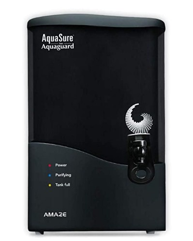 Eureka Forbes AquaSure from Aquaguard Amaze RO+UV+MTDS 7L Water Purifier @9,990/-