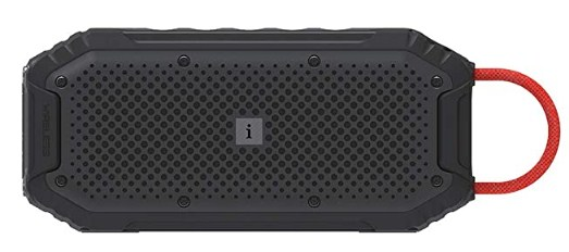 iBall Musi Rock – Portable Outdoor Speaker with IPX6 Water Resistant & Built in Power Bank (Black) @1,499/-
