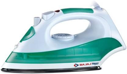 Bajaj Majesty MX8 1200 W Steam Iron  (Green White) @1020