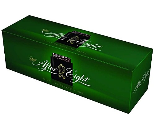 After Eight Mint Chocolate Thins, 300 g @615
