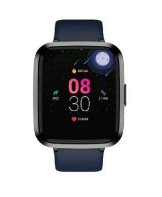 boAT Unisex Blue Storm Smart Watch @1,999