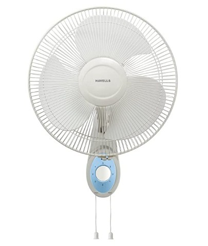 Havells Swing Platina 400mm High Speed Wall Fan (White) @1,932