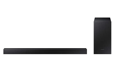 Samsung T45E 2.1 Channel Soundbar with Wireless Subwoofer @9,999 Only