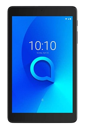 Alcatel 3T8 Tablet with Google Voice Assistant 2020 (8inch, 2GB+32GB, Wi-Fi + 4G Calling @8999