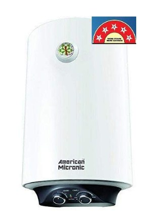 American Micronic- 25 Litre Imported Water Heater, 8 Bar Pressure With Glass Lined Tank And 3 Power Mode- Ami-Whm3-25Ldx @7,491
