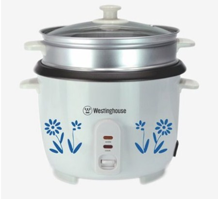 Westinghouse RC18W1S-CM 1.8 L Rice Cooker (White) @1799