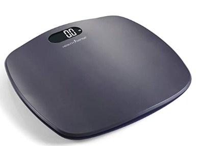 HealthSense Ultra-Lite PS 126 Digital Personal Body Weighing Scale @1299