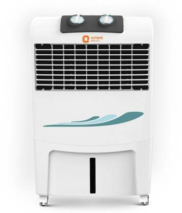 Orient Electric 16 L Room/Personal Air Cooler  (White, Smartcool DX CP1601H) @3,989