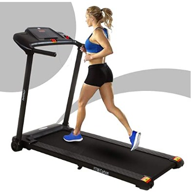 Fitkit FT98 carbon 1.25HP (2HP Peak) Motorized Treadmill With Free at Home Installation Assistance @15,299