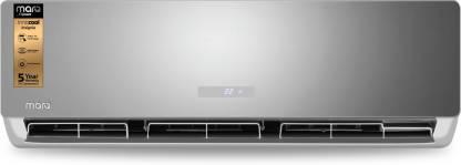 MarQ By Flipkart 1.5 Ton 5 Star Split Inverter AC - IDU(Tinted Mirror) ODU(White) @31,999