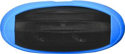 BoAt Rugby 10 W Portable Bluetooth Speaker  (Blue, Stereo Channel) @1,499