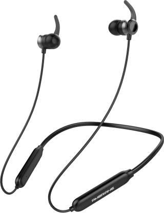 Ambrane ANB-33 BassBand Bluetooth Headset  (Black, In the Ear) @999