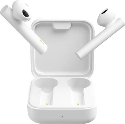 Mi Truewireless 2C Bluetooth Headset  (White, True Wireless) @2499
