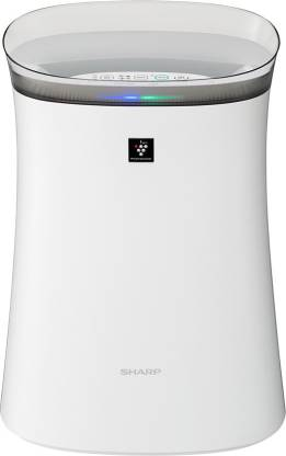 Sharp Air Purifier for Homes & Offices | Dual Purification - ACTIVE (Plasmacluster Technology) & PASSIVE FILTERS  @8,999