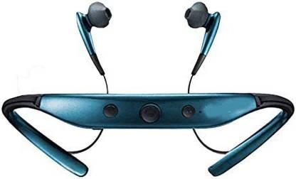 5PLUS U Bluetooth Wireless Earphones 4.1 in-Ear Sport Headset Bluetooth Headset  (Blue, In the Ear) @479