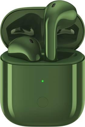 realme Buds Air Neo Bluetooth Headset  (Green, True Wireless) @2,499