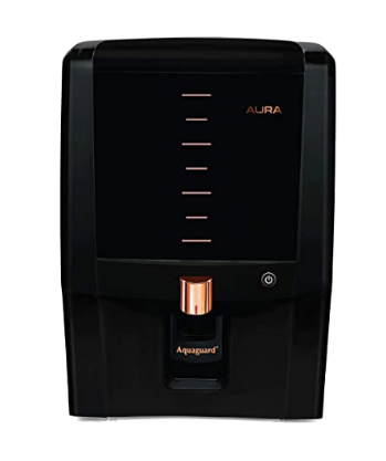 Aquaguard Aura 7L RO+UV e-boiling + MTDS water purifier with Active Copper & Mineral Guard Technology @16,499