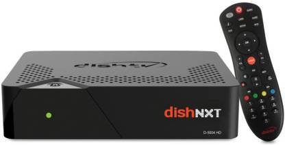 Dish TV SD DTH Connection | Only Set top Box offer | | With 1 Month Subscription of Hindi SD Pack , Installation & Warranty @699