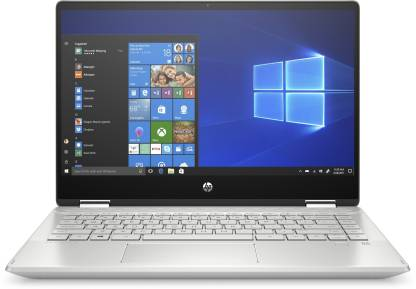 HP Pavilion x360 Core i3 10th Gen - (8 GB/512 GB SSD/Windows 10 Home) 14-dh1178TU 2 in 1 Laptop  @47,990