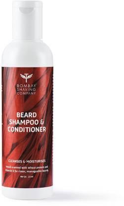 BOMBAY SHAVING COMPANY Beard Shampoo and Conditioner  @89