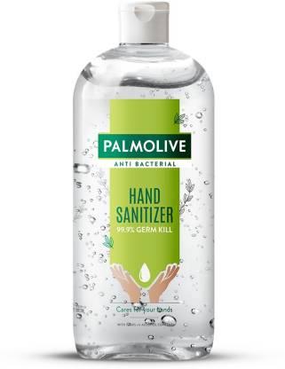 PALMOLIVE Anti-bacterial Alcohol Based Hand Sanitizer Bottle  (500 ml) @210