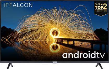 iFFALCON by TCL 107.86 CM (43 inch) Full HD LED Smart Android TV  (43F2A) @26,999