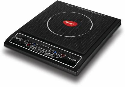 Pigeon Favourite IC 1800 W Induction Cooktop  (Black, Push Button) @1,399