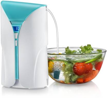 Prestige CleanHome Fruit and Vegetable Cleaner (P0Z 1.0 ) 230 Volts Food Processor  (White and Blue) @2,749