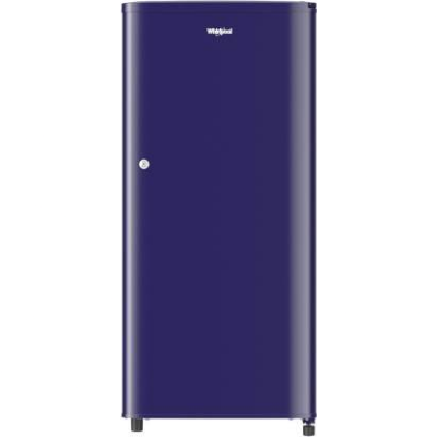 Whirlpool 190 L Direct Cool Single Door 2 Star Refrigerator  (Solid Blue / Blue, WDE 205 CLS 2S BLUE) @11,290