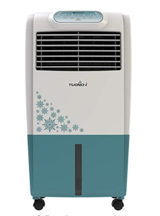 Havells Tuono I Personal Air Cooler 18 Litres with Honeycomb Pads (Dark Turquoise) @6,874