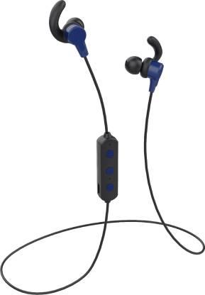 Flipkart SmartBuy BassBeatz Bluetooth Headset  (Blue, Black, In the Ear) @349