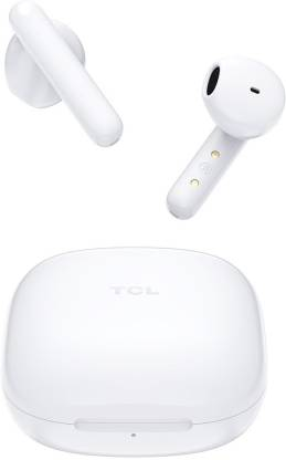 TCL MOVEAUDIO S150 Bluetooth Headset  (White, True Wireless) @1,799