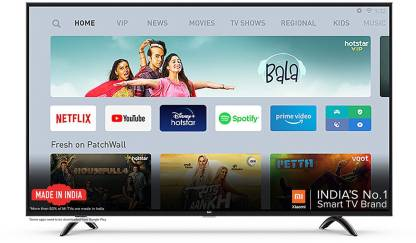 Mi 4A PRO 80 cm (32 inch) HD Ready LED Smart Android TV with Google @14,999