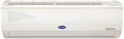 CARRIER 1.5 Ton 3 Star Split Inverter AC with PM 2.5 Filter - White  @33,490
