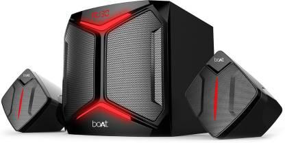 boAt Blitz 2000 Multimedia 100 W Bluetooth Home Theatre  (Premium Black, 2.1 Channel) @3,799