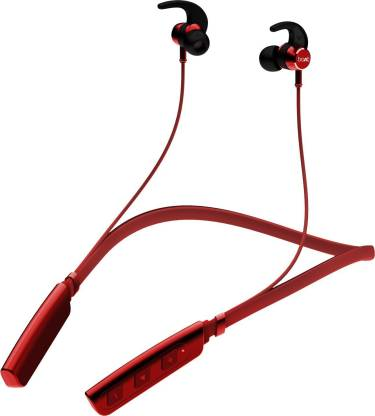 boAt Rockerz 235v2 with ASAP charging Version 5.0 Bluetooth Headset  (Red, In the Ear) @1,099
