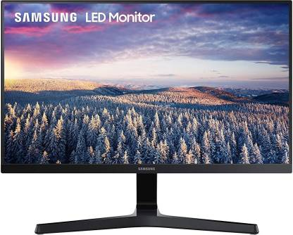 SAMSUNG 24 inch Full HD LED Backlit IPS Panel Gaming Monitor (LS24R356FHWXXL)  (AMD Free Sync) @10,099